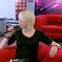 Star Academy 2012 : Laurène se lâche pendant les évaluations !