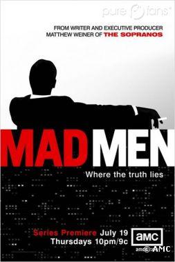 Mad Men reviendra en avril sur AMC