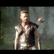 M. Pokora : Le jour qui se rêve, le clip celtique entraînant de Robin Des Bois !