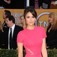 Nina Dobrev VS Lea Michele : bataille en rose aux SAG Awards 2013