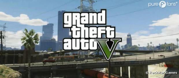 GTA 5 sortira en septembre
