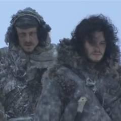 Game of Thrones saison 3 : making-of glacial au-delà du mur