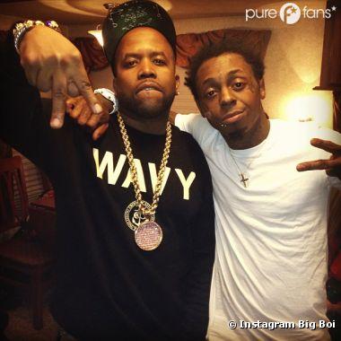 Lil Wayne a changé de coupe ?