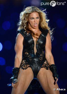 Beyoncé, ou la soupe à la grimace