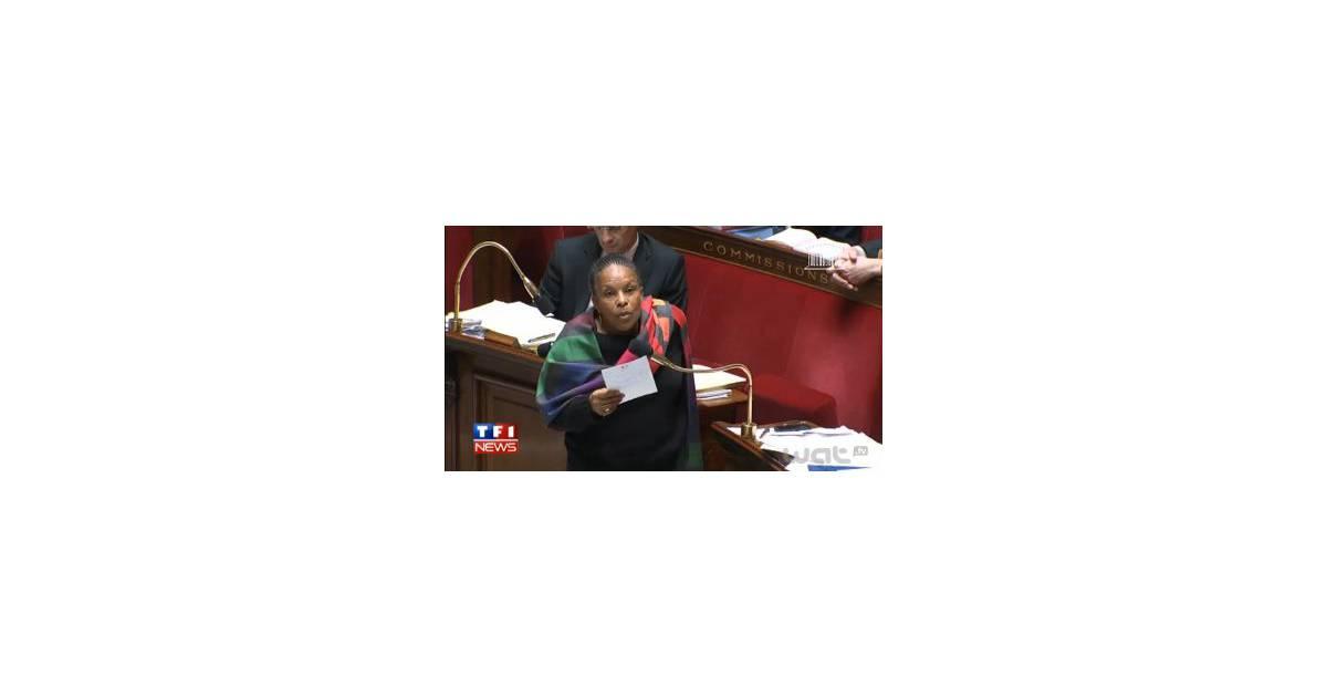 Mariage pour tous taubira met david douillet au tapis - Tapis magnetique 2en1 david douillet ...