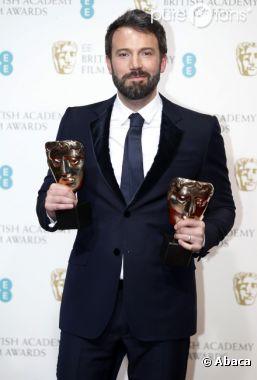 Ben Affleck a remporté deux prix aux BAFTA 2013
