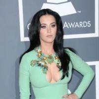 Katy Perry, Jennifer Lopez, Ashanti... Belles et rebelles sur le tapis rouge des Grammy Awards 2013