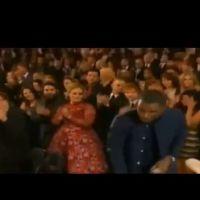 Chris Brown mauvais perdant aux Grammy 2013 : Adele voit rouge