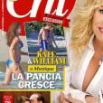 Le magazine Chi publie des photos de Kate Middleton en bikini