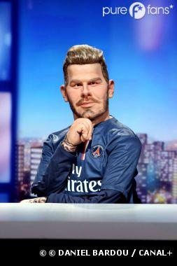 En exclu, la version Guignols de David Beckham.
