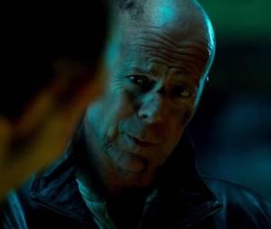 "Bruce Willis rencontre son ""fils"""