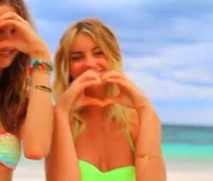 Les anges Victoria's Secret présentent la nouvelle collection de bikinis