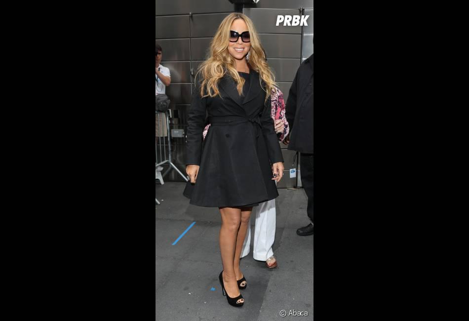 Mariah Carey chante pour Le Monde Fantastique d'Oz