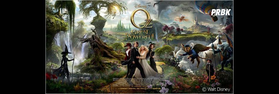 Le Monde Fantastique d'Oz a sa BO