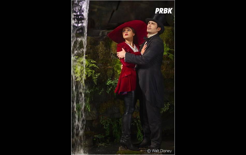Mila Kunis et James Franco dans Le Monde Fantastique d'Oz