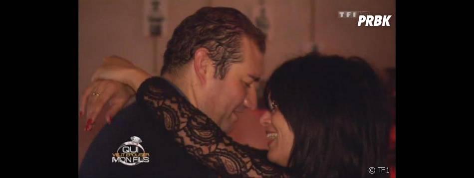 Frédéric n'est plus avec Sandrine depuis un mois