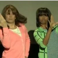 Beyoncé : Michelle Obama l'imite à la télévision américaine