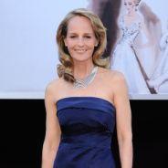 Helen Hunt aux Oscars 2013 : en robe H&M sur le tapis rouge