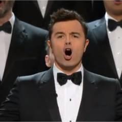 Oscars 2013 : la boobs song de Seth MacFarlane