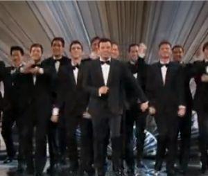 Seth MacFarlane a fait le show aux Oscars