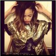 Rihanna encore provoc' sur Instagram