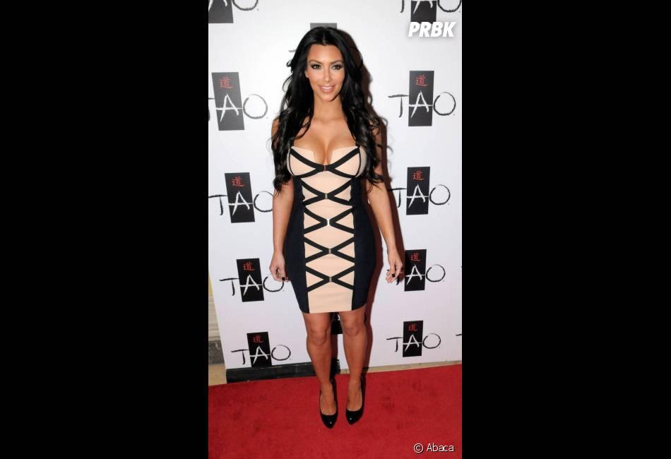 Kim Kardashian doit sa célébrité à sa sextape