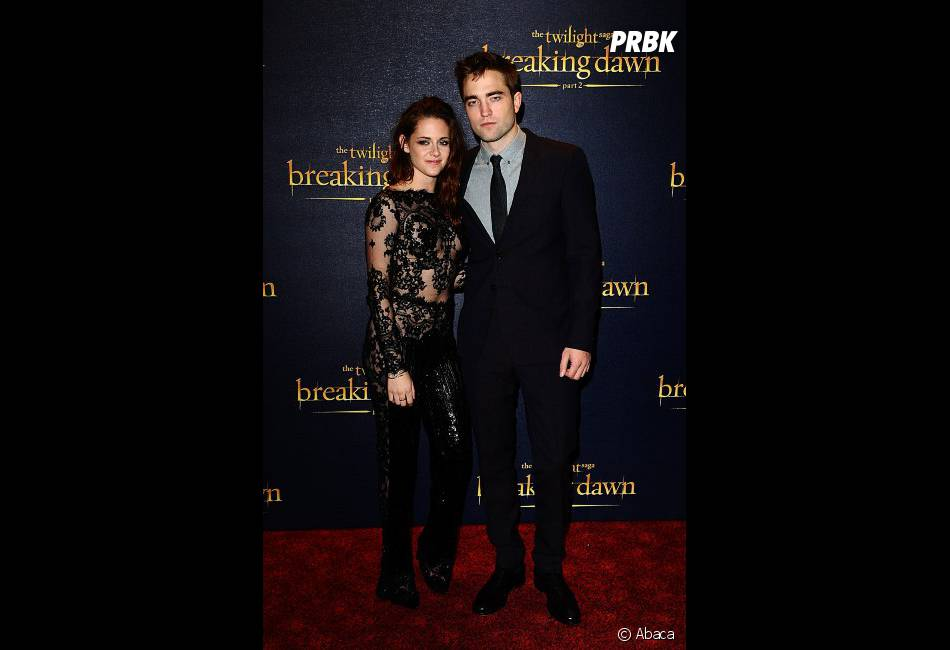 Robert Pattinson et Kristen Stewart sont toujours ensemble