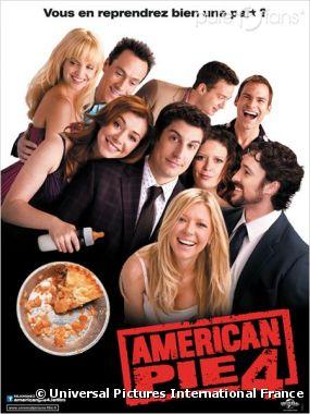 American Pie 4 va-t-il avoir une suite ?