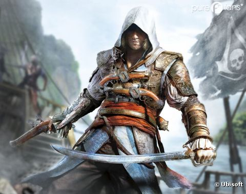 Assassin's Creed 4 et son nouveau héros : Edward Kenway