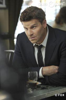 Des retrouvailles tendues pour Booth dans le final de la saison 8 de Bones