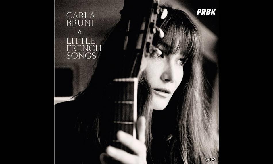 """Little French Songs"" de Carla Bruni sortira le 1er avril prochain"
