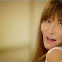 Carla Bruni-Sarkozy : Chez Keith et Anita, le clip à la Lana Del Rey