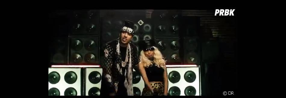 Nicki Minaj éclipse French Montana