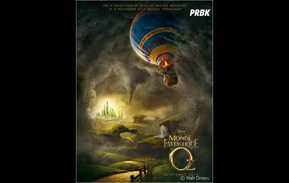 Le Monde Fantastique d'Oz 2 en préparation