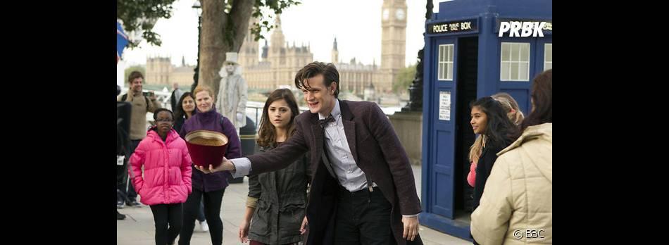 Doctor Who nous annonce encore une fois beaucoup d'humour