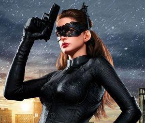 Catwoman entre dans l'histoire