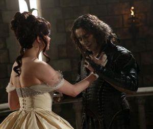 Une romance entre Cora et Rumple dans Once Upon a Time