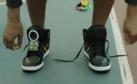 Google - des chaussures qui parlent : K2000 version baskets !