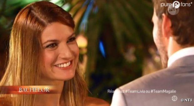 Livia a été choisie par le beau Adriano lors de la cérémonie de la rose !