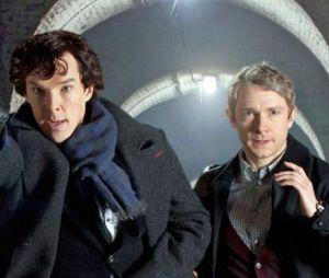 Sherlock et Watson reviendront avant la fin de l'année