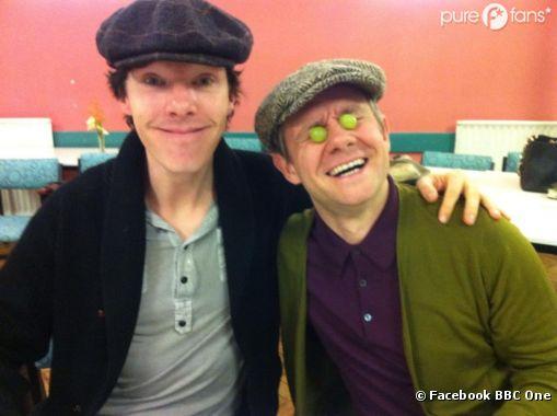 La saison 3 de Sherlock est enfin lancée