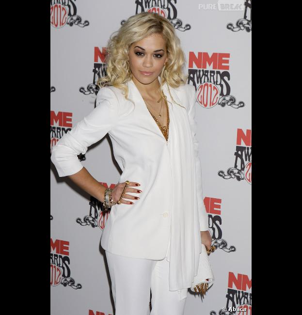 Rita Ora a clashé Rob Kardashian pendant une interview