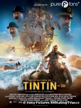 Tintin 2 débarquera en 2015