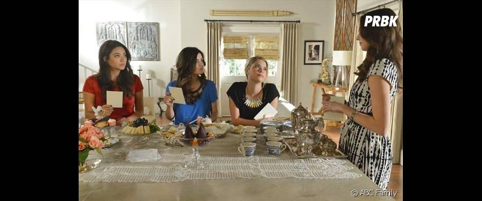Spencer va-t-elle trahir ses amies dans Pretty Little Liars ?