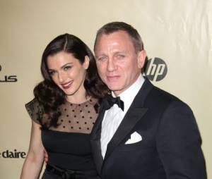 Daniel Craig et Rachel Weisz, un couple très discret