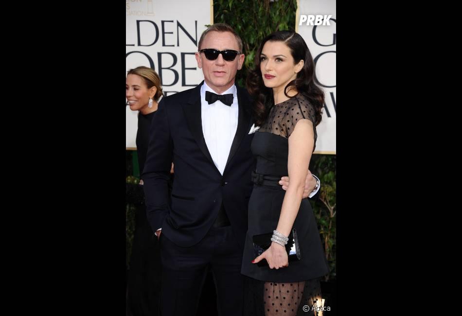 Daniel Craig veut protéger sa vie privée avec Rachel Weisz