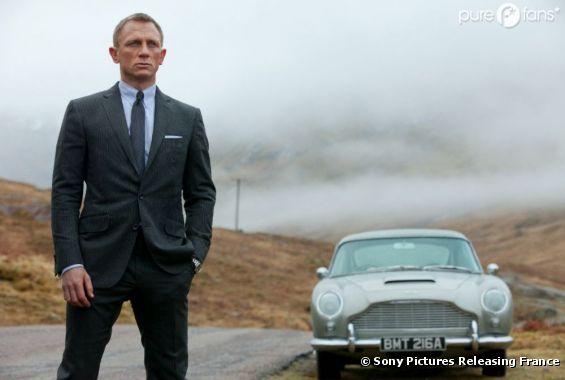 Daniel Craig s'est énervé contre un fan