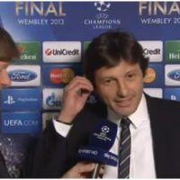 PSG : Leonardo comme Domenech, il fait sa demande en mariage à la télé
