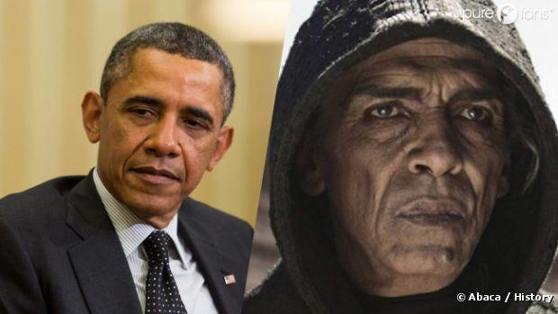 Barack Obama a son double satanique dans The Bible