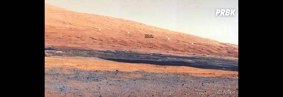 Des terriens seront peut-être bientôt coincés sur Mars.